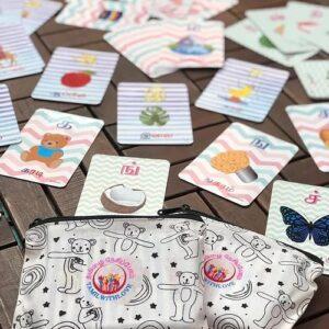 Toddler Flash Cards 1